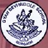Gyan Devi Middle School,  576 Logo