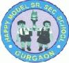 Happy Model Senior Secondary,  Manohar Nagar Logo