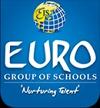 Euro International school,  DLF Area Logo