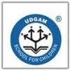 Udgam School,  For Children Logo