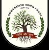 Rabindranath World School,  Opposite U - Block Town Houses Logo