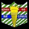 Genious Convent Senior Secondary School,  Village Nanu Khurd Logo