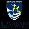 R P Vasani International School Logo Image