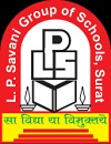 L P Savani International School Logo Image