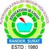 Piperdiwala English Medium School,  S. V. Patel Logo