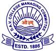 D. A. V. Police Public School,  Siwah Logo