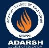 Adarsh High School,  Garhi Bazidpur Logo