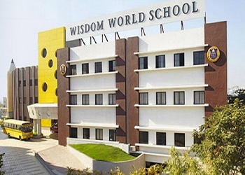Witty International School,  Badgaon Logo