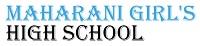 Maharani Girls High School,  Sursagar North Logo
