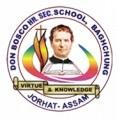Don Bosco High School Logo Image