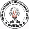 Gurukul Grammar Senior Secondary School,  Mother Teresa Road Logo