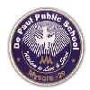 De paul Public School,  Sathagalli Extension Logo