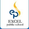 Excel Public School,  Koorgalli Industrial Area Logo
