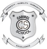 Carmel School,  Padmanabha Nagar main road Logo