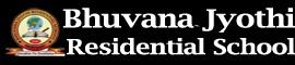Bhuvana Jyothi Residential School,  Shirthady Logo