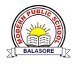 Modern Public School Logo Image