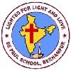 De Paul School Logo Image