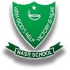 Nasr School,  Khairatabad Logo