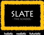 Slate The School,  Ameerpet Logo