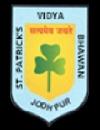 St. Patrick's Vidhya Bhawan Sss,  Jodhpur City Logo