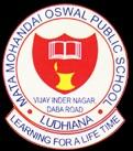 Mata Mohan Dai Oswal Public Senior Secondary School,  Industrial Area C Logo