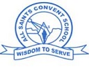 All Saints Convent School,  Terra Kalan Logo