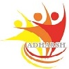 Adharsh Vidhyalaya Matric Higher Secondary School Logo Image