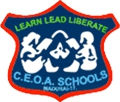 C. E. O. A. Matriculation Higher Secondary School Logo Image
