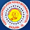 Fuscos Matriculation Higher Secondary School,  Yagappa Nagar Logo