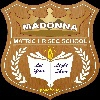 Madonna Matriculation & Hr. Secondary School,  Mangalakkarai P.o. Logo