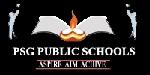 PSG Public Schools,  Avinashi Road Logo