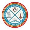 St Anne's Girls Higher Secondary School,  Silver Beach Rd Logo