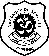 D. A. V Higher Secondary School,  Ward 110 Logo
