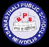 Banasthali Public School,  G-Block Logo