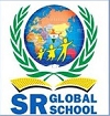 S R Global School Logo Image