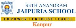 Seth Anandram Jaipuria Cantt Logo Image