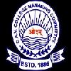 D.A.V Public School,  Shah Nagar Logo