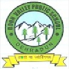 Doon Valley Public School,  Kaulagarh Logo