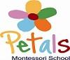 Petals Montessori School,  A 18 Doddanakundi Cross Logo