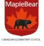 Maple Bear Canadian Pre school,  F Block Logo
