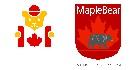 Maple Bear Canadian School,  Near Govt. Employees Colony Logo