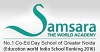 Samsara The World Academy,  H.S. 21 Logo