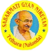 Sabarmati Gyan Niketan school,  Bala Bigha Logo