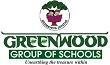 Greenwood High School,  Hunter Road Logo