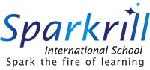 Sparkrill International School,  Hasanparthy Mandal Logo