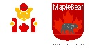 Maple Bear Canadian Pre school,  PKA 14 Logo
