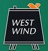 West Wind,  Vachha Gandhi Marg Logo