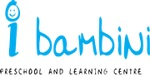 Ibambini Preschool,  Golf Course Road Logo
