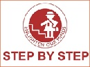 Step By Step Nursery School,  Block N Logo