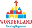 Wonderland Playschool,  New Moti Bagh Logo